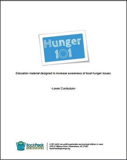 Hunger 101 thumbnail
