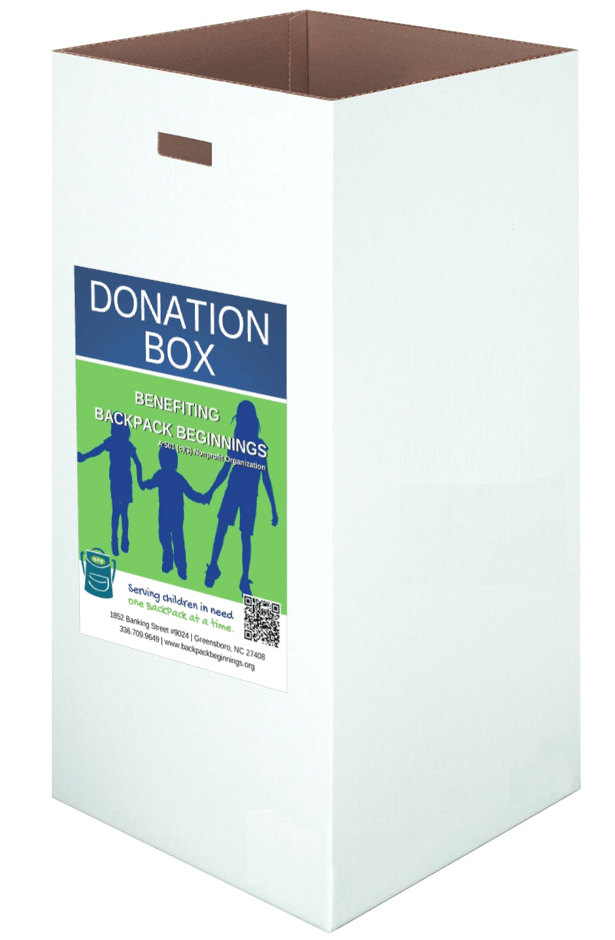 can food drive flyer template