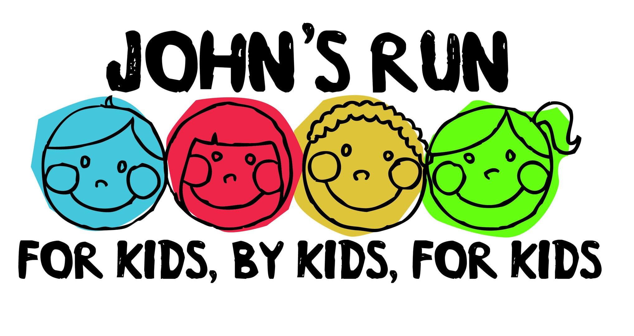 johns run logo