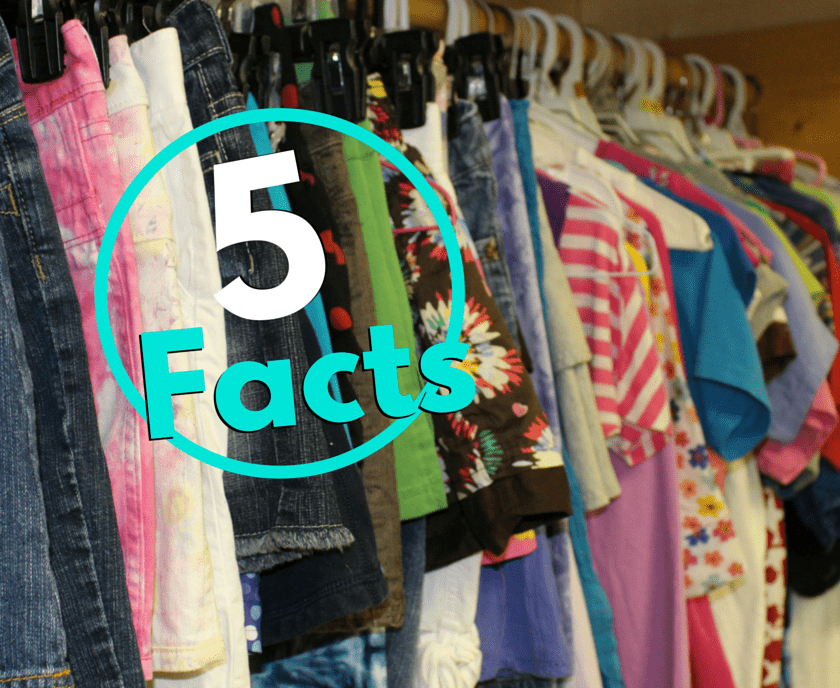 5 Facts Clothing Pantry