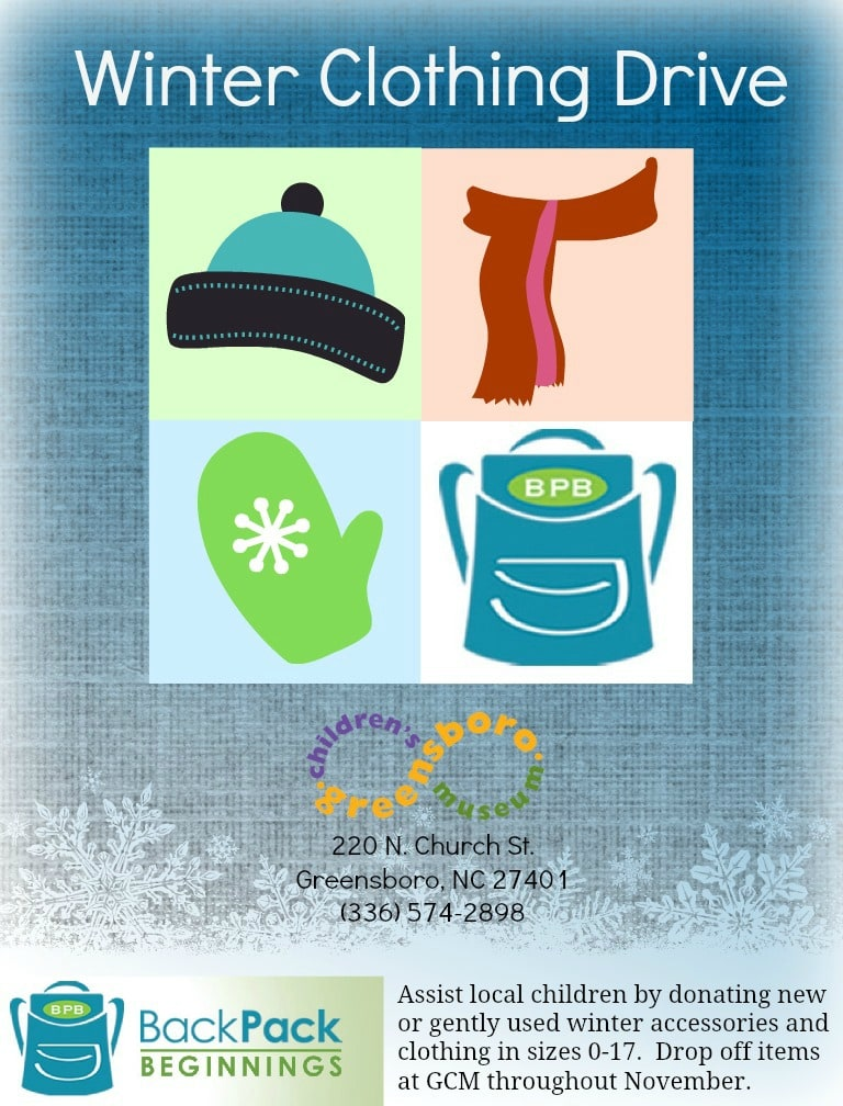 Winter Clothing Drive