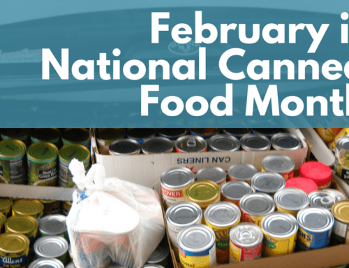 Celebrating National Canned Food Month
