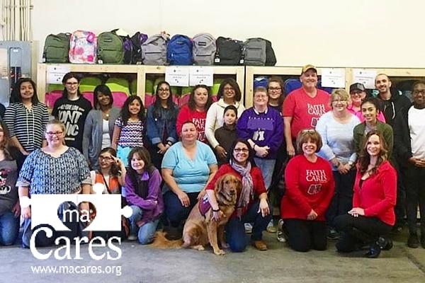 macares volunteer group