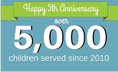 5 yr anniversary