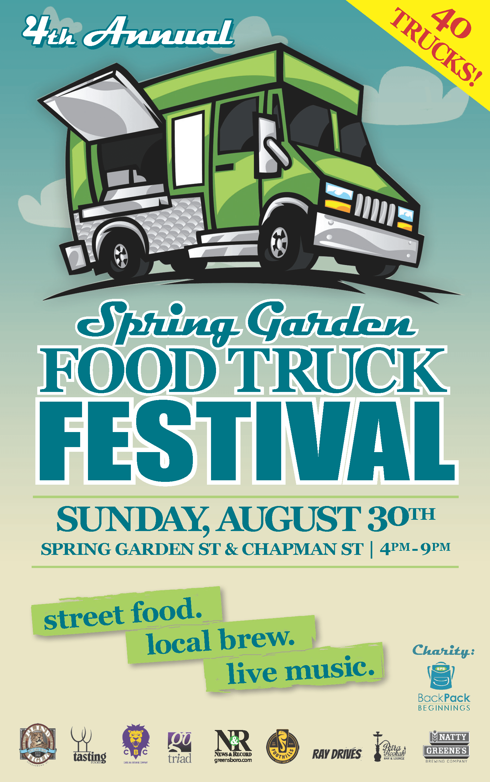 Food Truck Festival Greensboro Nc