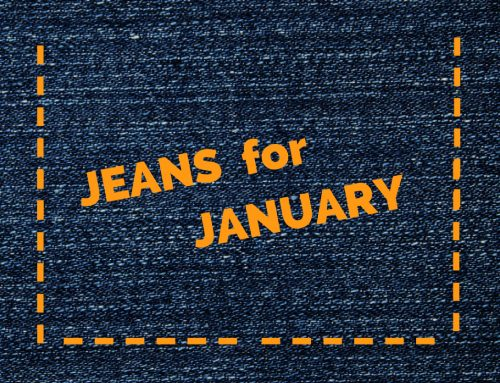 Jeans for January- January 2017