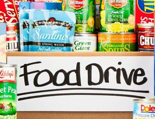 DGAH Food Drive- Nov. 21- Dec.17 2016