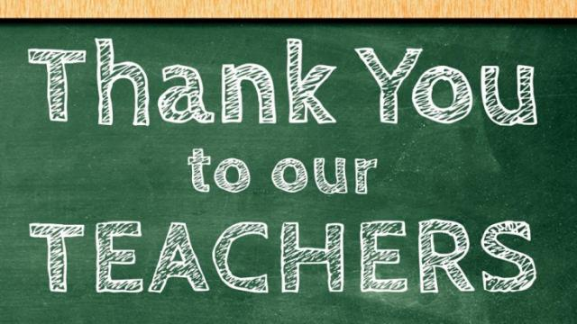 thank you teachers backpack beginnings