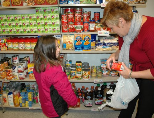 New Emergency Food Pantry Launches